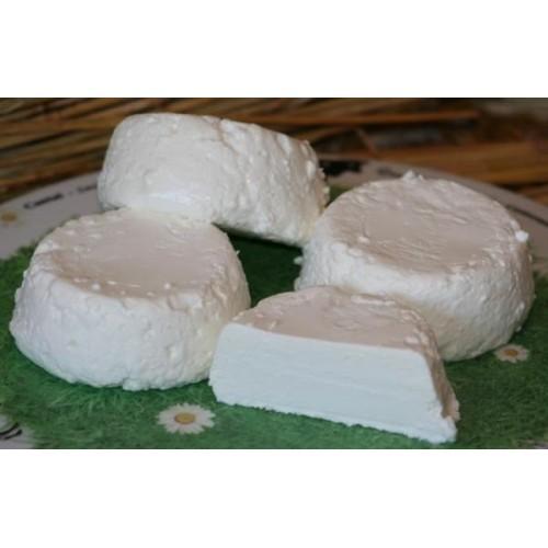 fromage de chèvre frais fermier